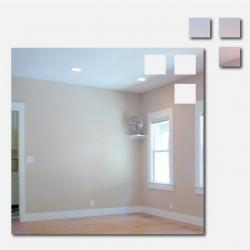 Floating Square Mirror