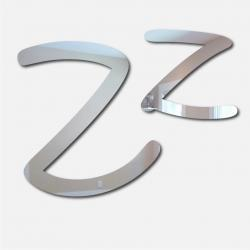 Funky Letter Z Mirror