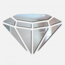 Diamond Jewel Mirror