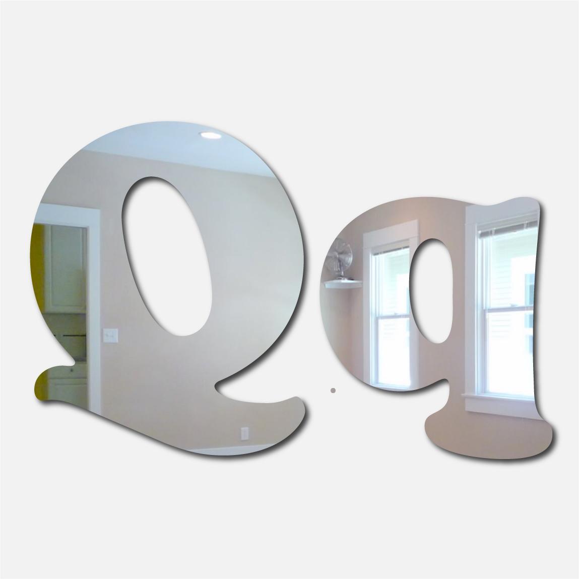 Q Bubble Letter Bubble letter
