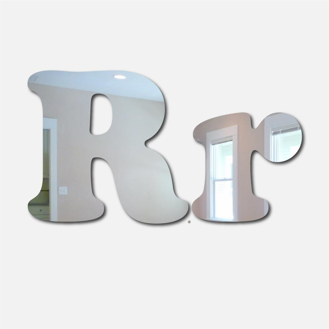 Bubble Letter R Mirror   Mirrored Letters   Letter MirrorsLowercase R Bubble Letter